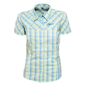 Gonso Silke Bike Bluse Damen 1/2 Arm bachelor/brilliant allover